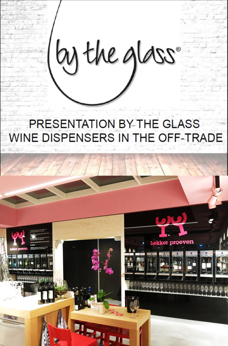 Presentation By The Glass Wine Dispenser Off Trade