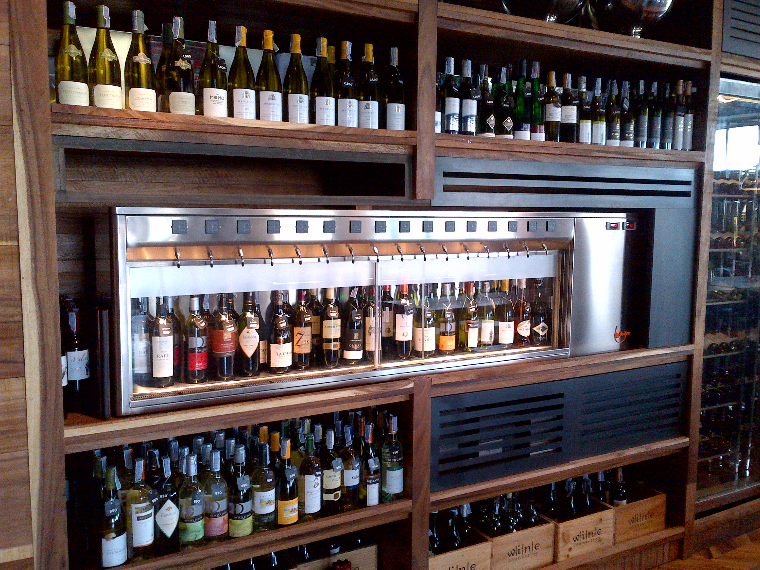 By The Glass Wine Preservation Systems